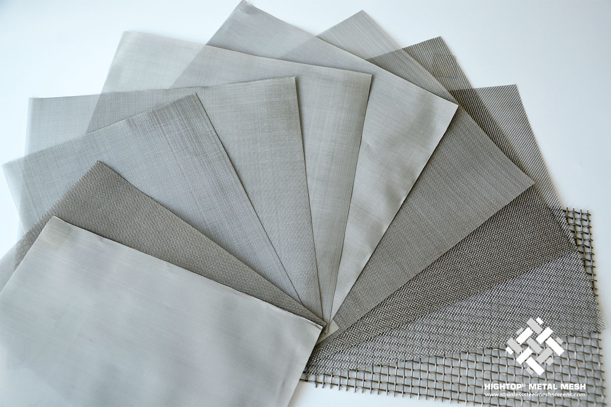 316 stainless steel woven wire mesh