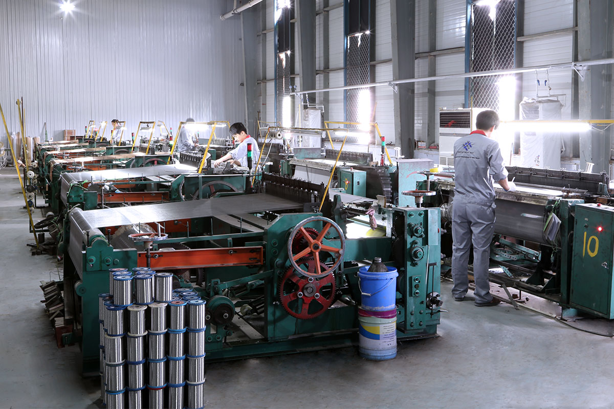 metal wire mesh manufacturers