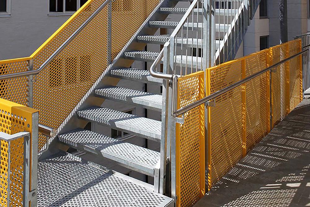 non slip safety treads outdoor