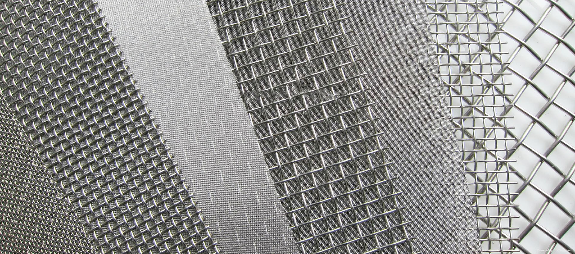 Stainless Steel Woven Wire Mesh Screens