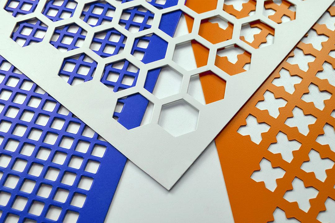 decorative metal screen sheets