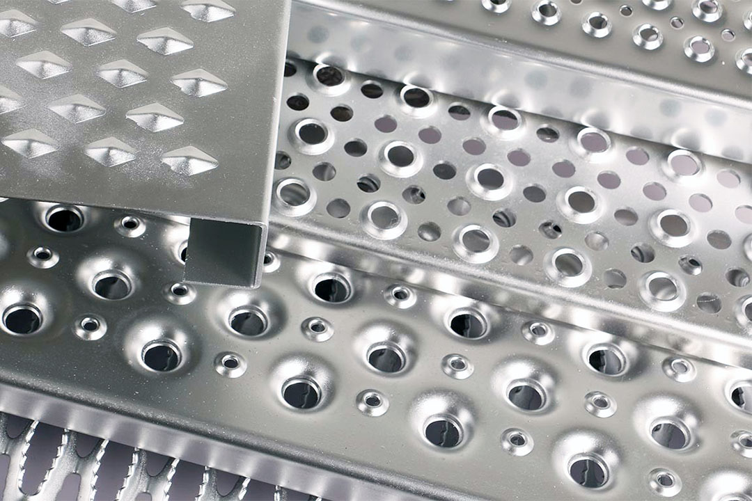 stainless steel sheet with holes
