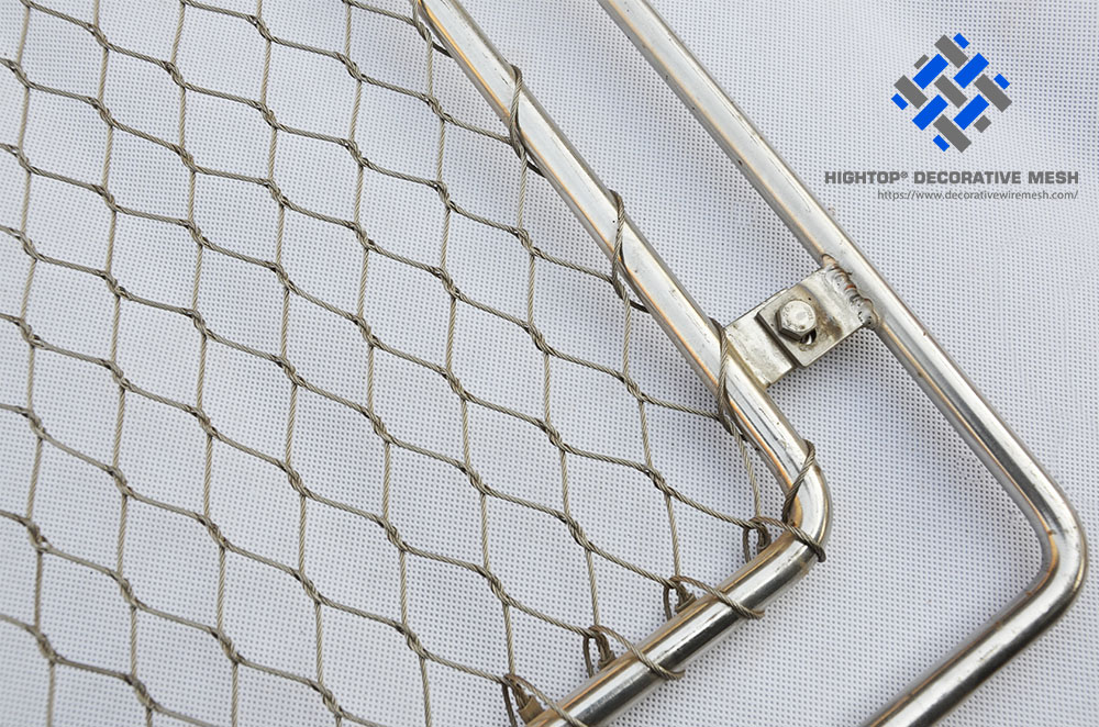 stainless steel rope netting