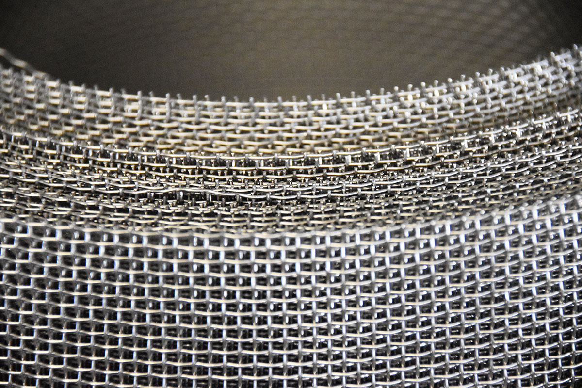 304 stainless steel wire mesh screen